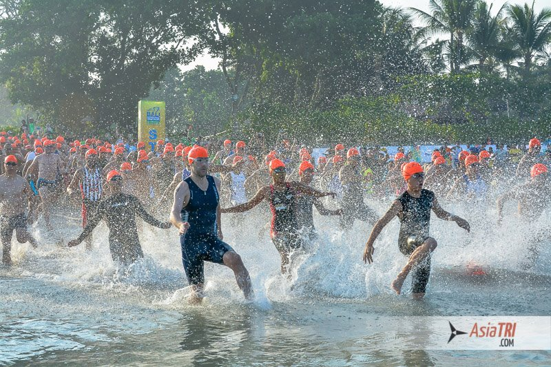 Herbalife Bali International Triathlon 2015