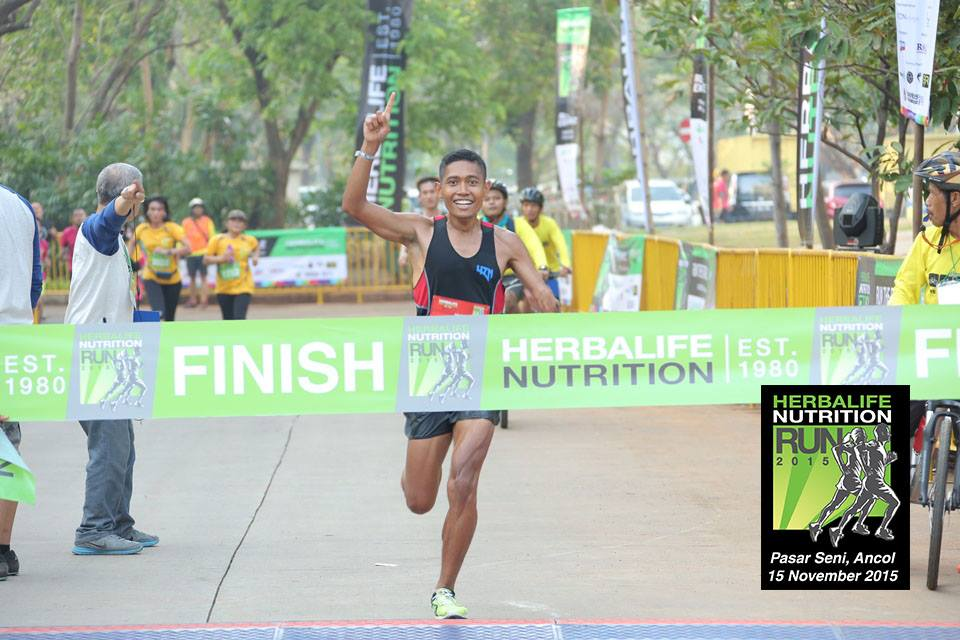 Herbalife Nutrition Run 2015