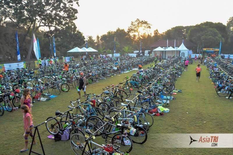 Herbalife Bali International Triathlon 2015
