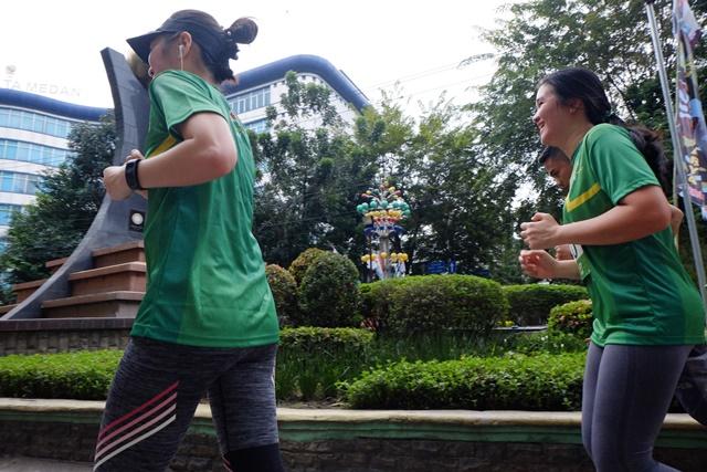MILO Medan Run 2018
