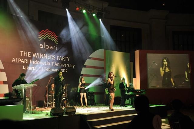 ALPARI INDONESIA ANNIVERSARY 2013