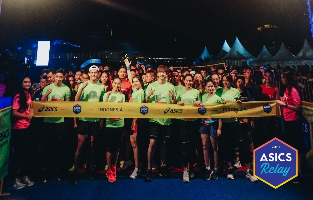 ASICS Relay Indonesia 2019