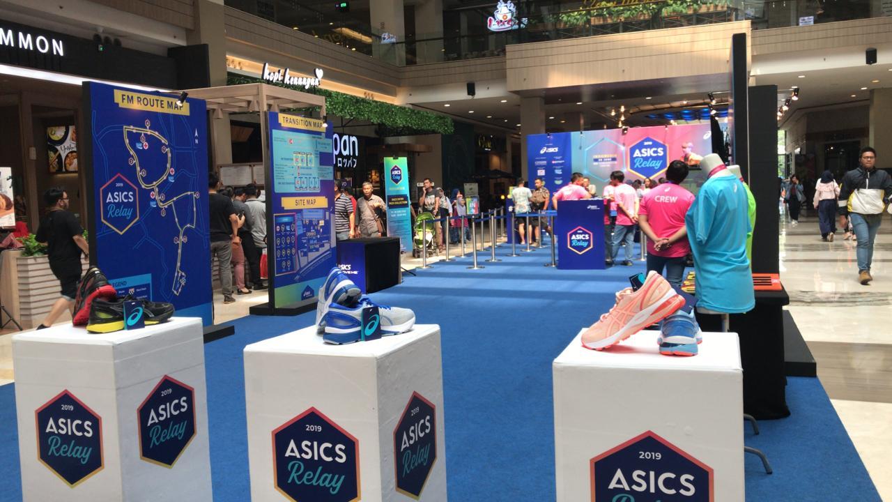 ASICS Relay Indonesia 2019