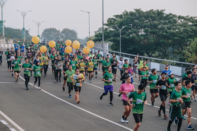 MILO Jakarta International 10K 2019