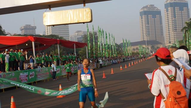 MILO Jakarta International 10K 2015