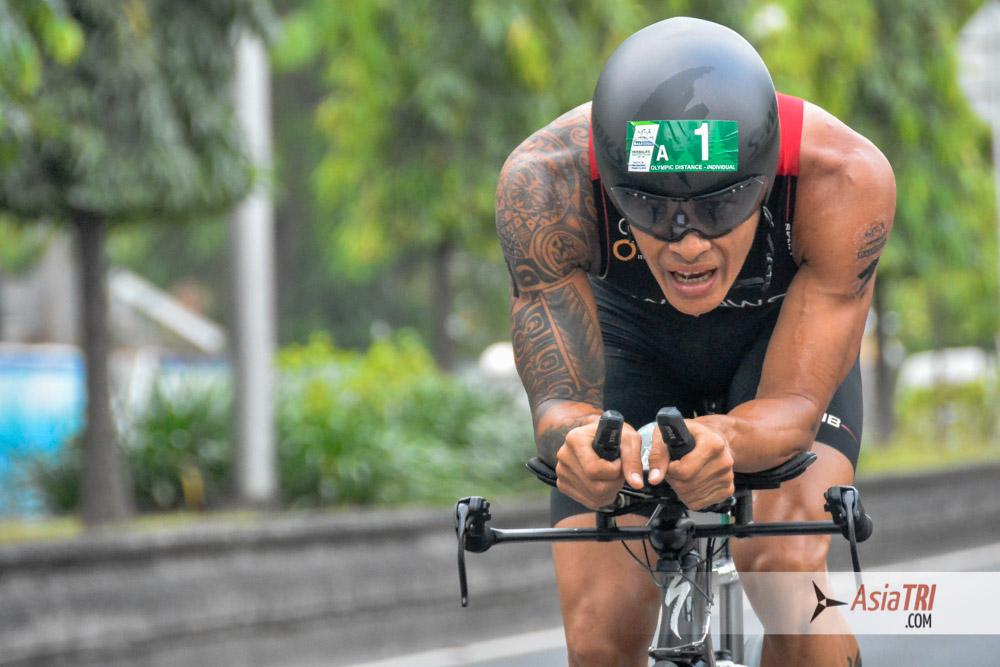 Herbalife Bali International Triathlon 2016