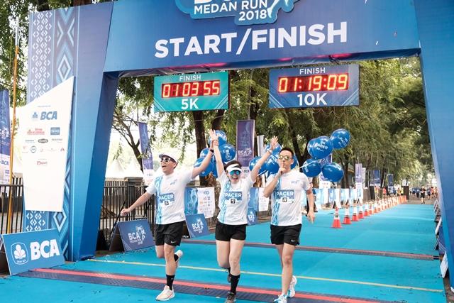BCA Medan Run 2018