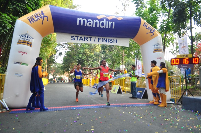 MANDIRI RUN BANDUNG 2014