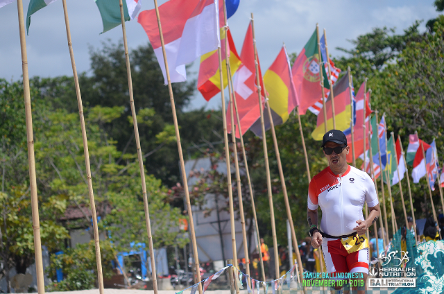 Herbalife Bali International Triathlon 2019