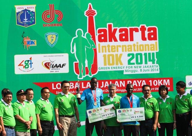 Jakarta International 10K 2014
