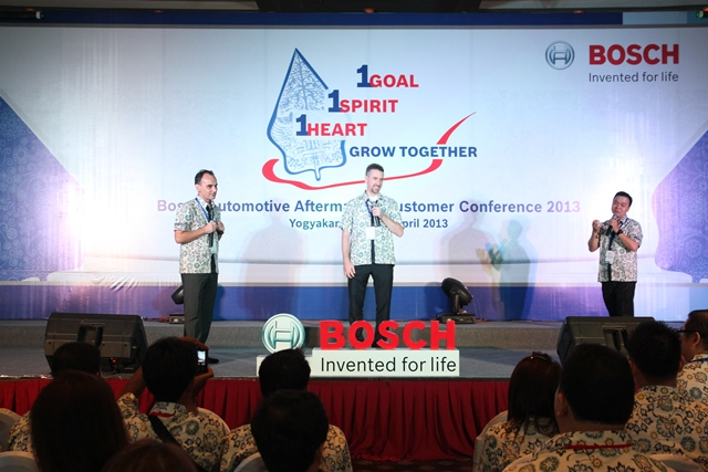 bosch automotive aftermarket conference 2013