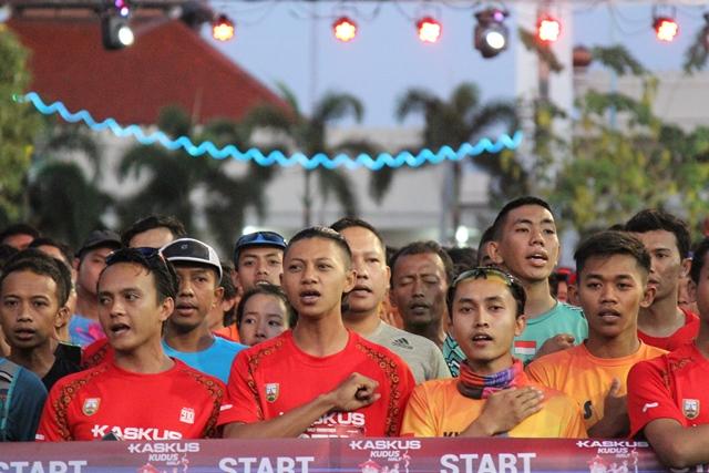 KASKUS Kudus Half Marathon 2017