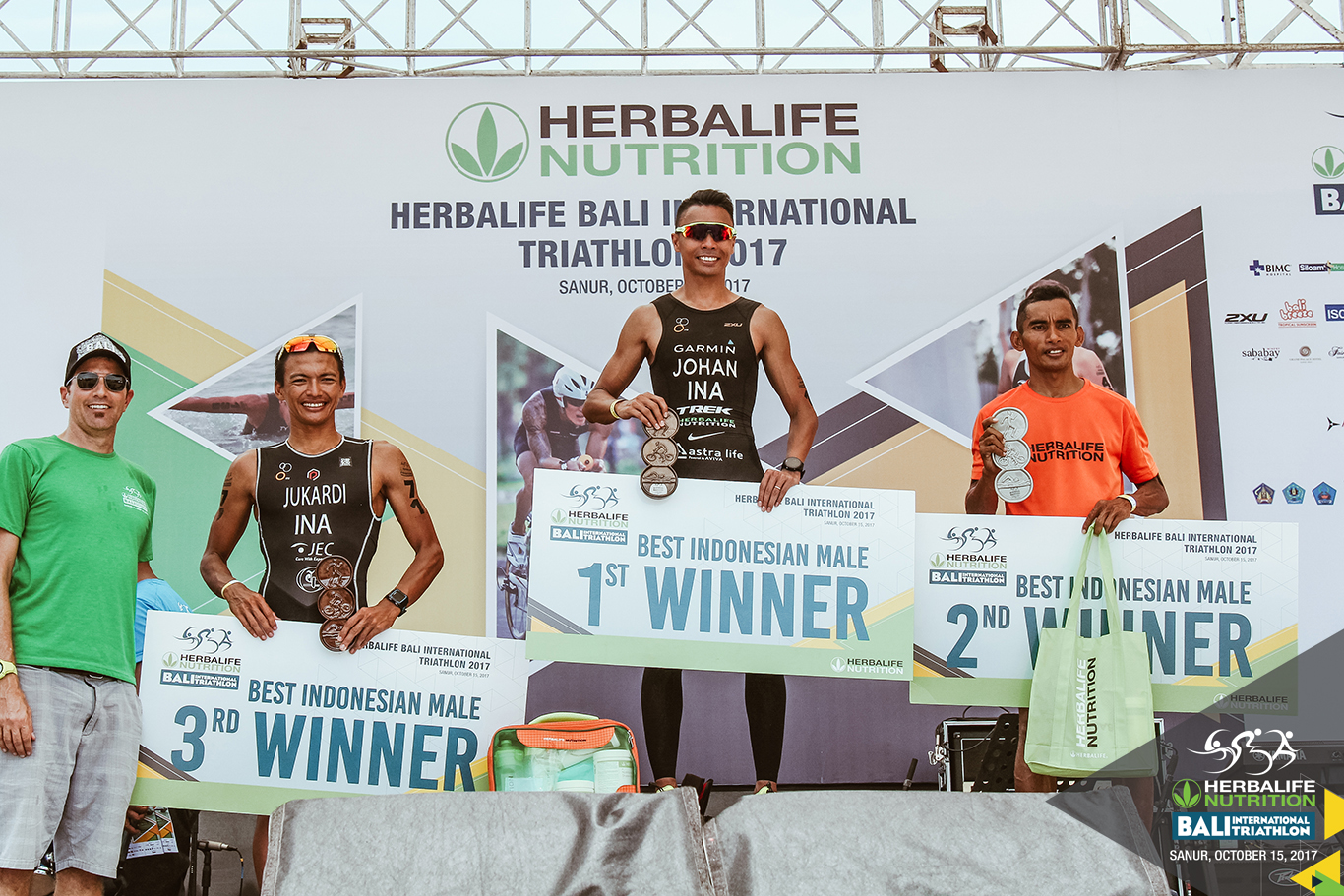 Herbalife Bali International Triathlon 2017