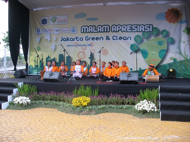 JAKARTA GREEN & CLEAN 2009