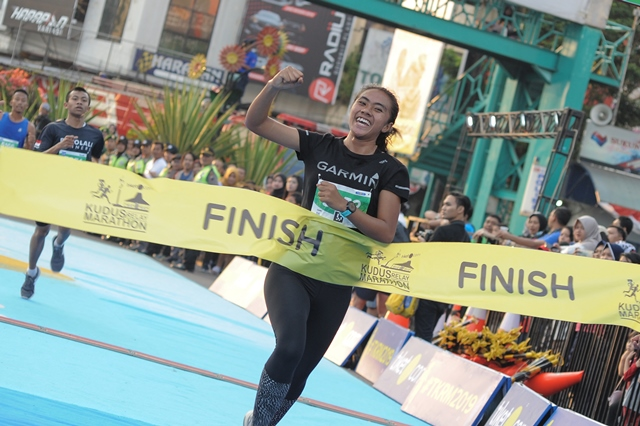 TIKET.COM Kudus Relay Marathon 2019