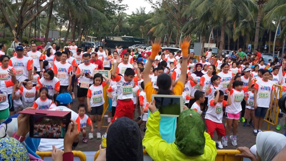 Jakarta Kids Dash 2015