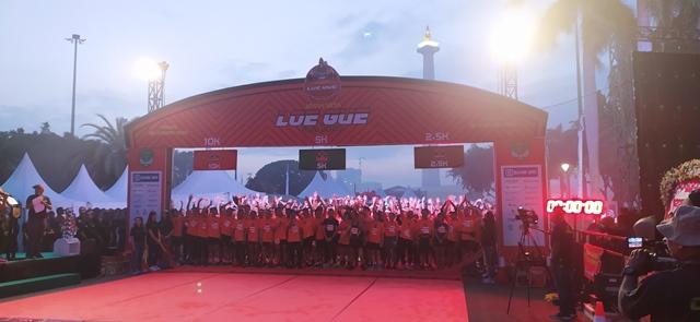 Jayakarta Loe Gw Run 2020