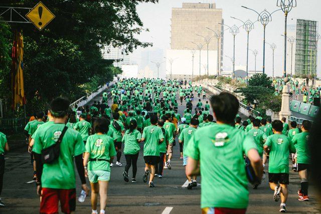 MILO Jakarta International 10K 2016