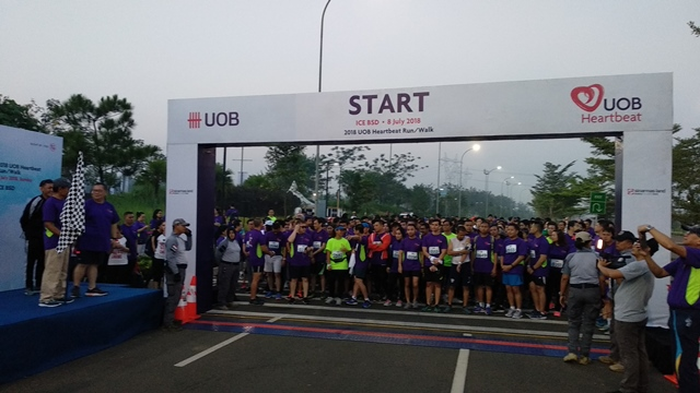 UOB Heart Beat Run 2018