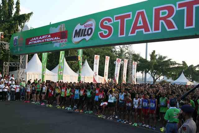 Jakarta International 10K 2013
