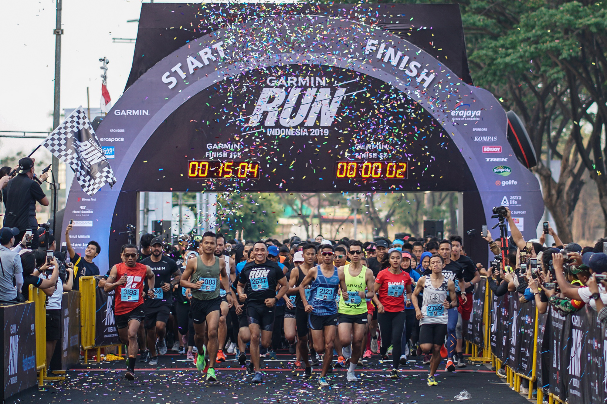 GARMIN RUN INDONESIA 2019